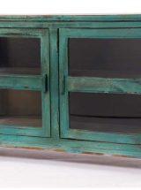 aparador-rustico-verde-envejecido
