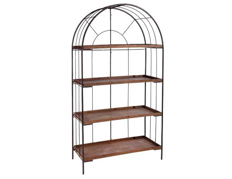 estanteria-arco-madera-metal