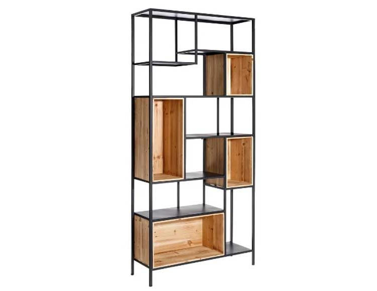 estanteria-rustica-industrial-madera-metal