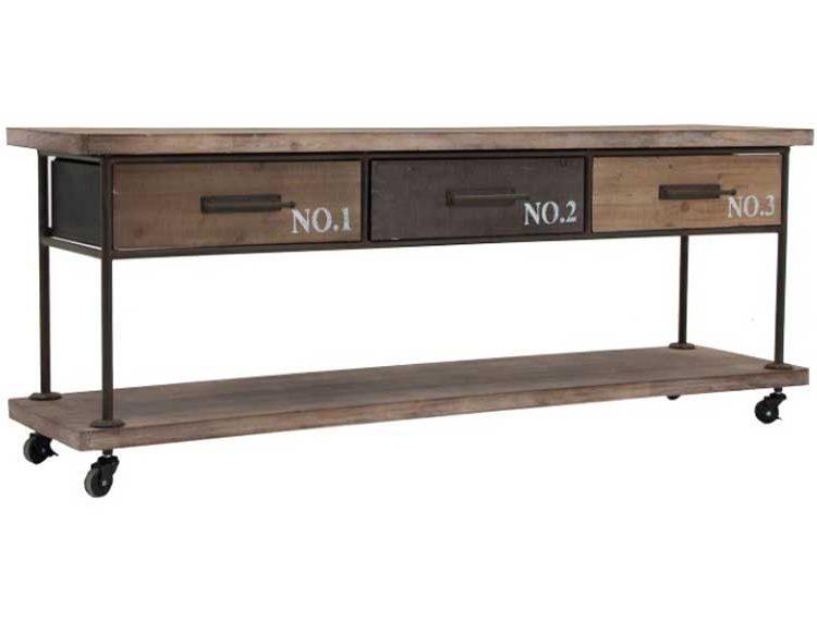 mueble-television-industrial-ruedas-cajones-numeros