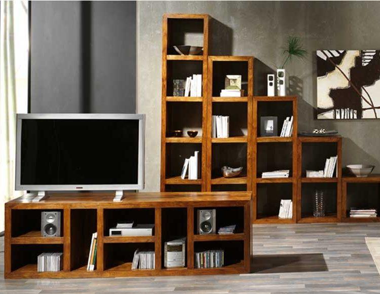 mueble-television-rustico-colonial-huecos-palisandro