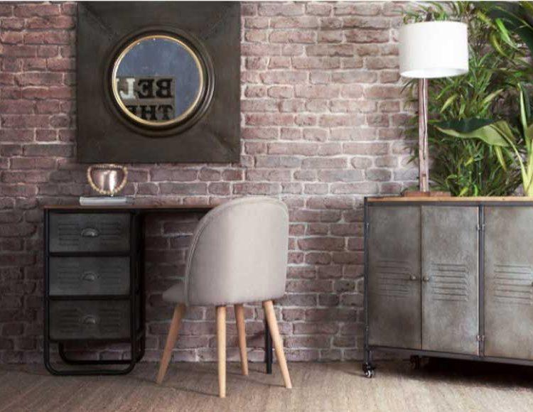 escritorio-industrial-cajones-metal-despacho