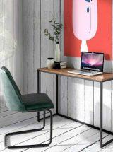 consola-escritorio-industrial-metal-madera-roble