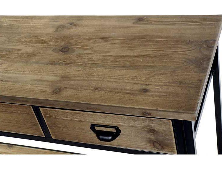 consola-industrial-madera-metal-balda-detalle