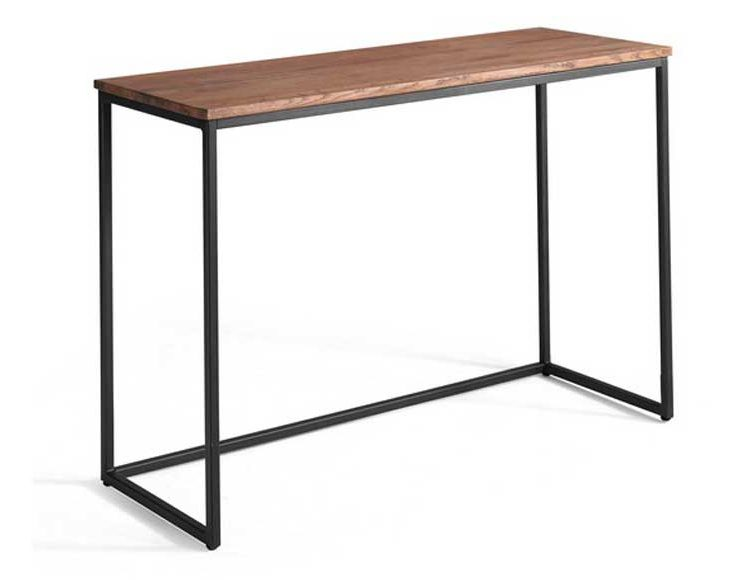 consola-industrial-metal-madera-roble