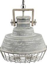 lampara-techo-industrial-metal-gris