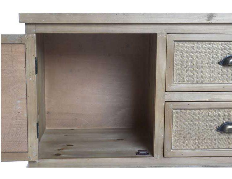 mueble-television-colonial-rejilla-fibra-vegetal-abierto