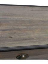 mueble-television-industrial-ruedas-cestas-metal-detalle