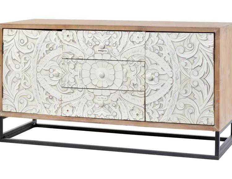 mueble-television-oriental-natural-mandala-blanco