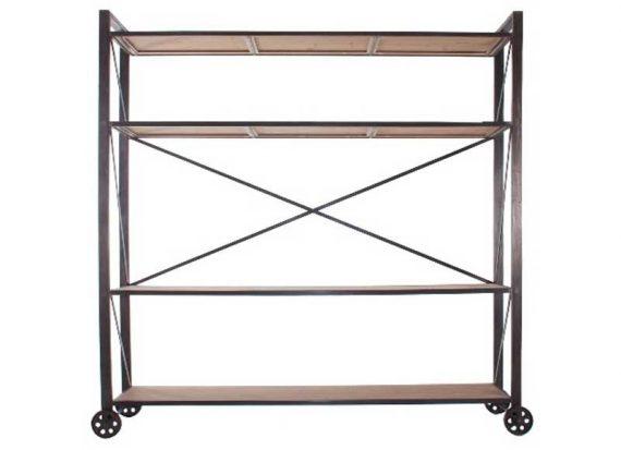 estanteria-industrial-ancha-madera-metal