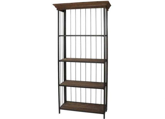 estanteria-industrial-madera-metal-alta