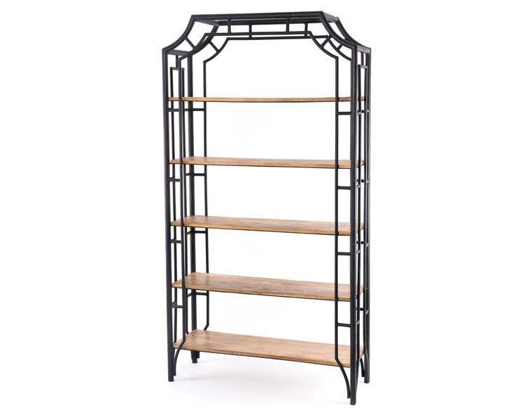 estanteria-madera-metal-moderna
