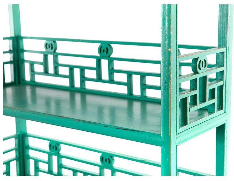 estanteria-oriental-verde-puertas-detalle