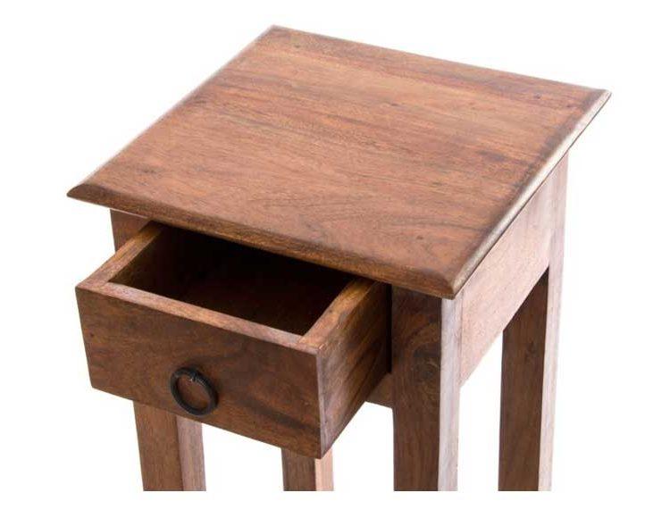 mesa-alta-telefonera-madera-maciza-detalle