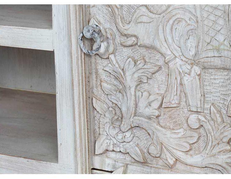 mueble-television-hindu-talla-elefante-detalle