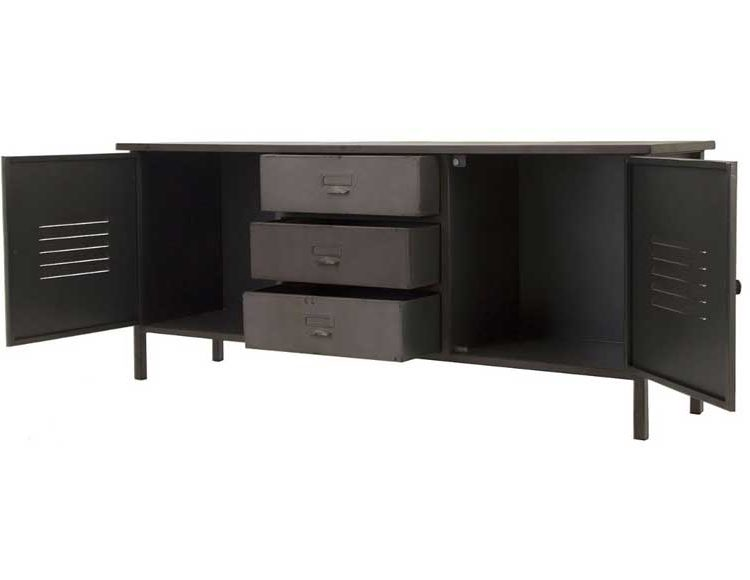 mueble-television-industrial-metal-gris-oxido-abierto