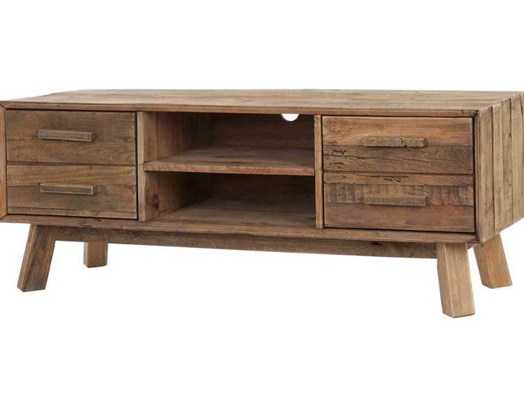 mueble-television-madera-pino-reciclado