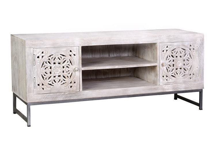 mueble-television-oriental-blanco-mandala