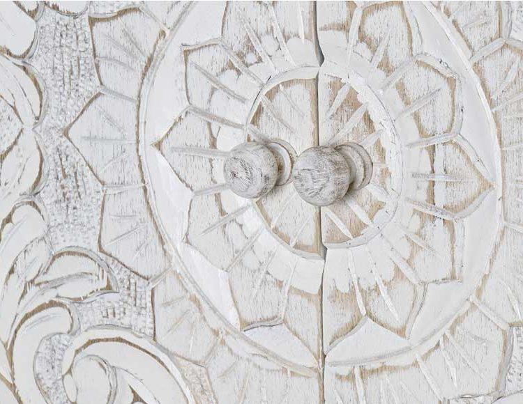 armario-baldas-oriental-mandala-blanco-detalle