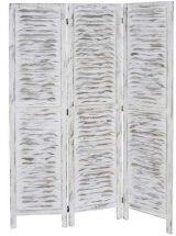 biombo-separador-madera-lamas-blanco-envejecido