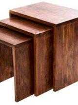 mesas-nido-colonial-madera-maciza