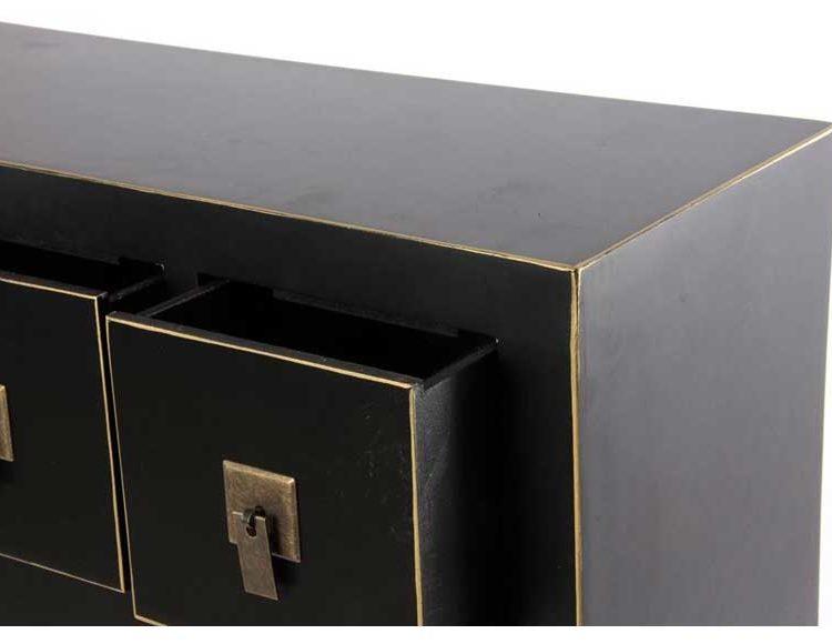 mueble-auxiliar-cajones-oriental-negro-detalle