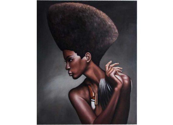 cuadro-lienzo-mujer-africana