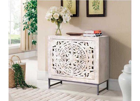 consola-recibidor-oriental-mandala-blanca