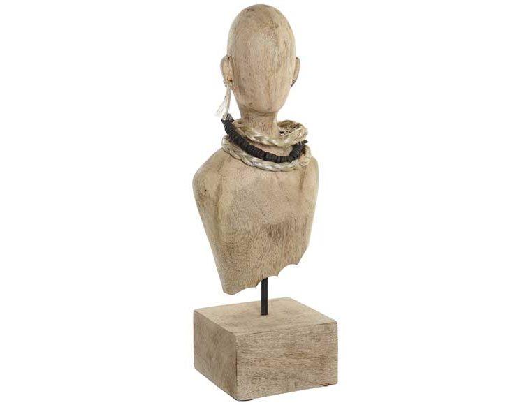figura-africana-madera-collares