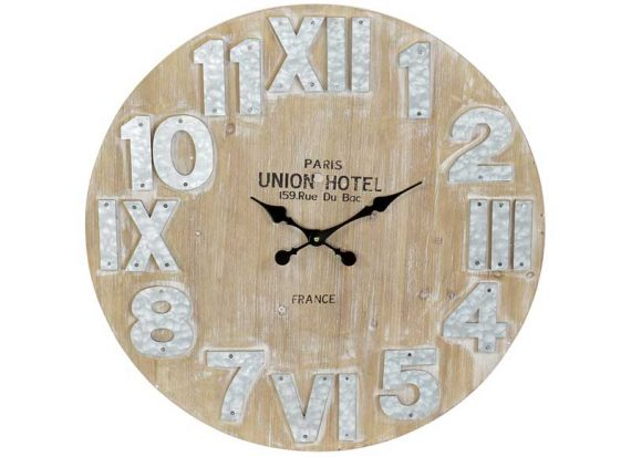 reloj-pared-nordico-madera-numeros-metal