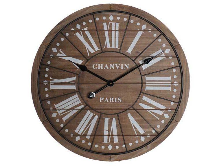 reloj-pared-rustico-madera