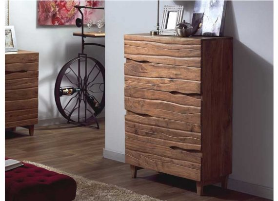 comoda-dormitorio-madera-rustica-alta