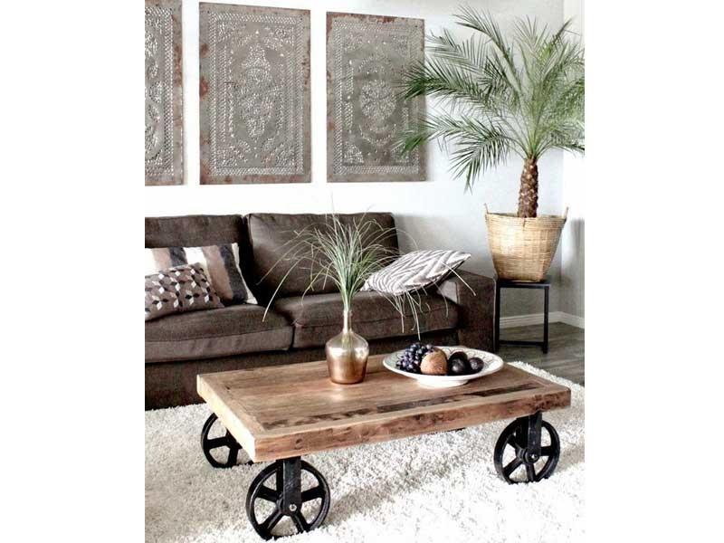 mesa-centro-ruedas-metal-madera