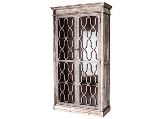 vitrina-clasica-colonial-madera-reciclada-blanca