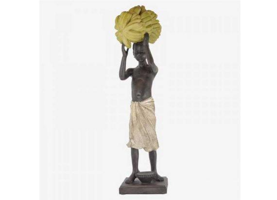 figura-grande-niño-africano-pareo-platanos