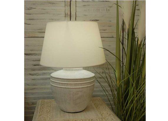 lampara-sobremesa-terracota-blanca