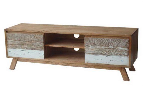 mueble-television-rustica-madera-maciza