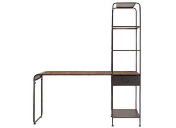 escritorio-estanteria-industrial-madera-metal-negro