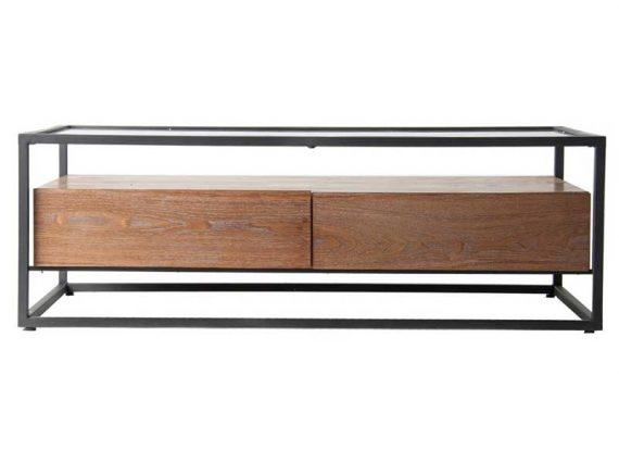 mesa-centro-industrial-madera-metal-cristal