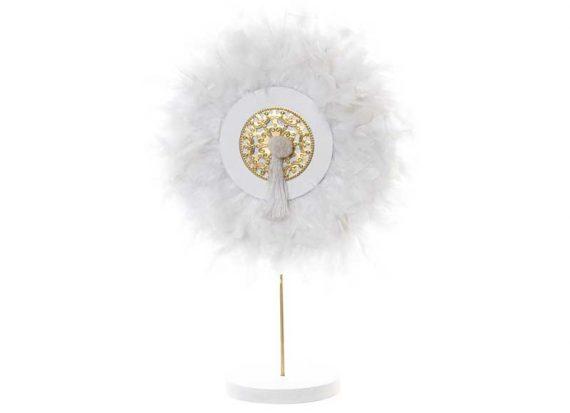 figura-decoracion-circulo-plumas-blancas