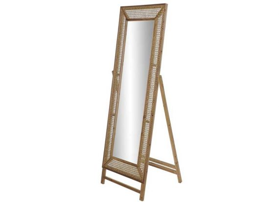 espejo-vestidor-pie-mimbre-rejilla