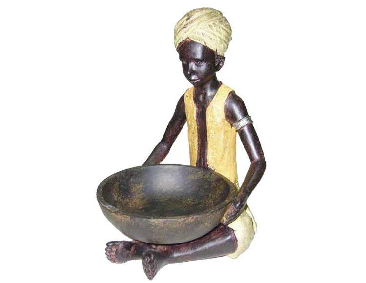 figura-adolescente-hindu-sentado-plato-grande-turbante