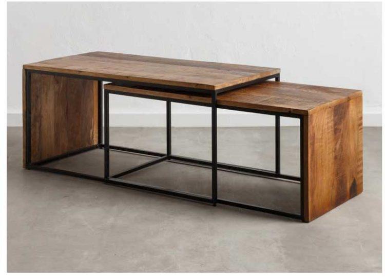 mesa-centro-nido-rustica-industrial-madera-natural-metal