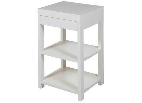 mueble-auxiliar-blanco-estantes-cajon