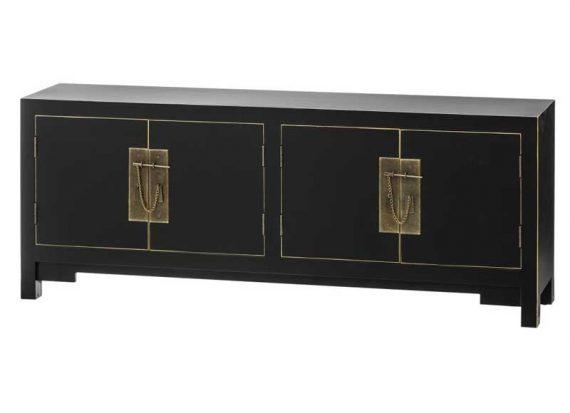 mueble-television-oriental-negro-actual