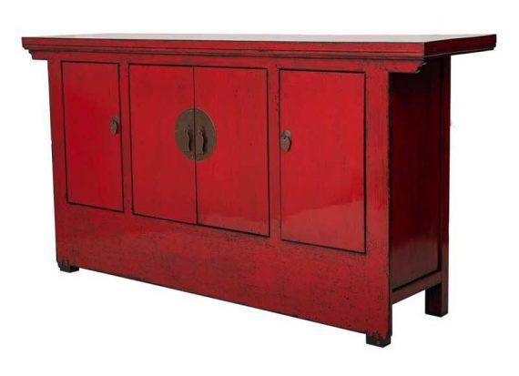 aparador-tradicional-chino-rojo