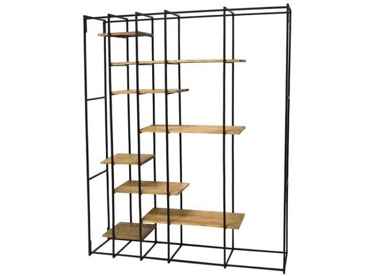 estanteria-ancha-metal-estantes-madera-modulares