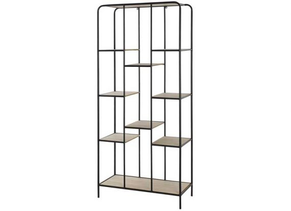 estanteria-madera-metal-estantes-pequeños-alternos