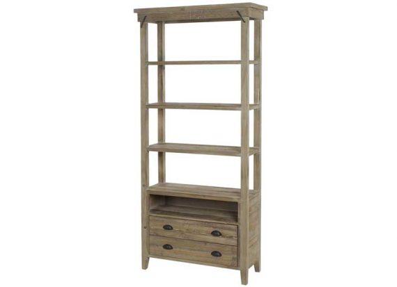 estanteria-rustica-madera-reciclada-cajones-hueco