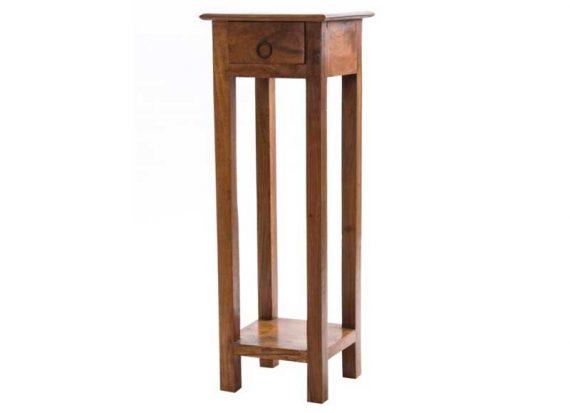 mesa-auxiliar-pedestal-madera-maciza